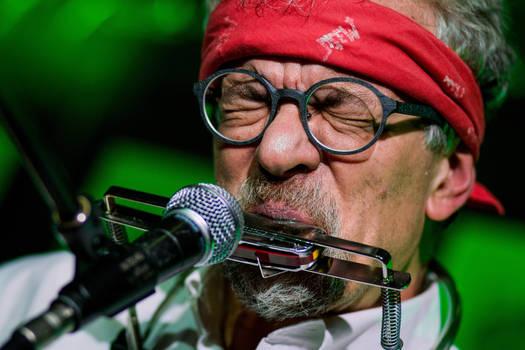 Slawek Wierzcholski Harp Solo