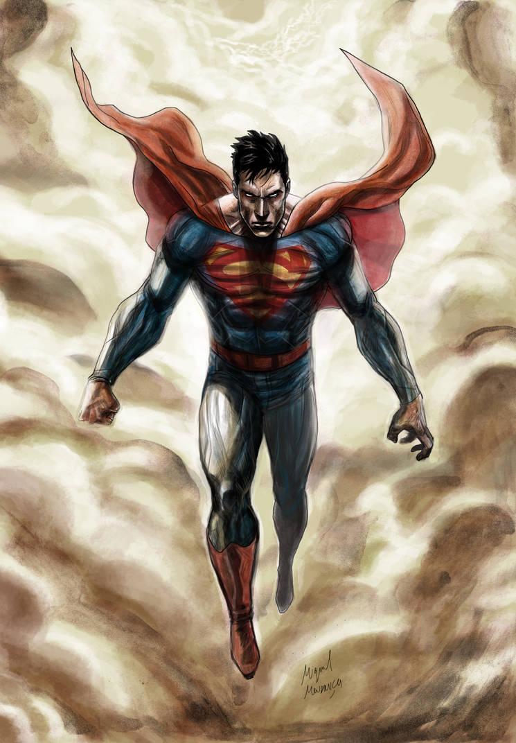 THE GODDAMN SUPERMAN