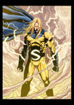 The Sentry Returns Page 2 - colors