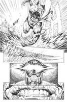 Superman Sample page 1 by mikemaluk