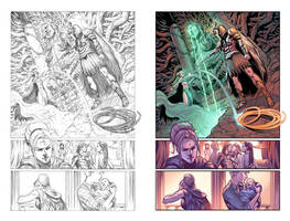 Wonder Woman #52 Page 15 by mikemaluk