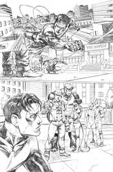 Nightwing#30 Page 16 by mikemaluk