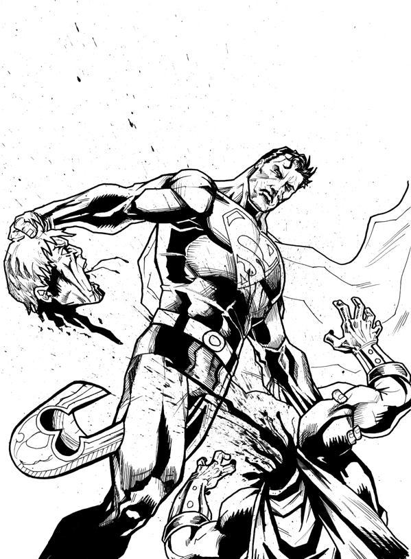 Ki győzne a harcban Superman_vs_magneto_inks_by_mikemaluk