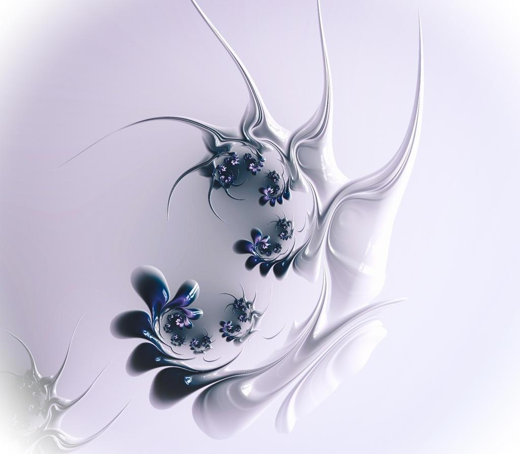 Delicate flower by poca2hontas