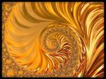 Awakening -  Spiral - a fractal poem collaboration