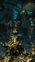 Inside the Alien Throne Room