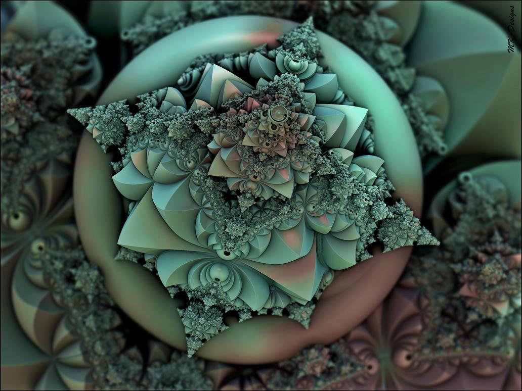 Crystalisation by poca2hontas