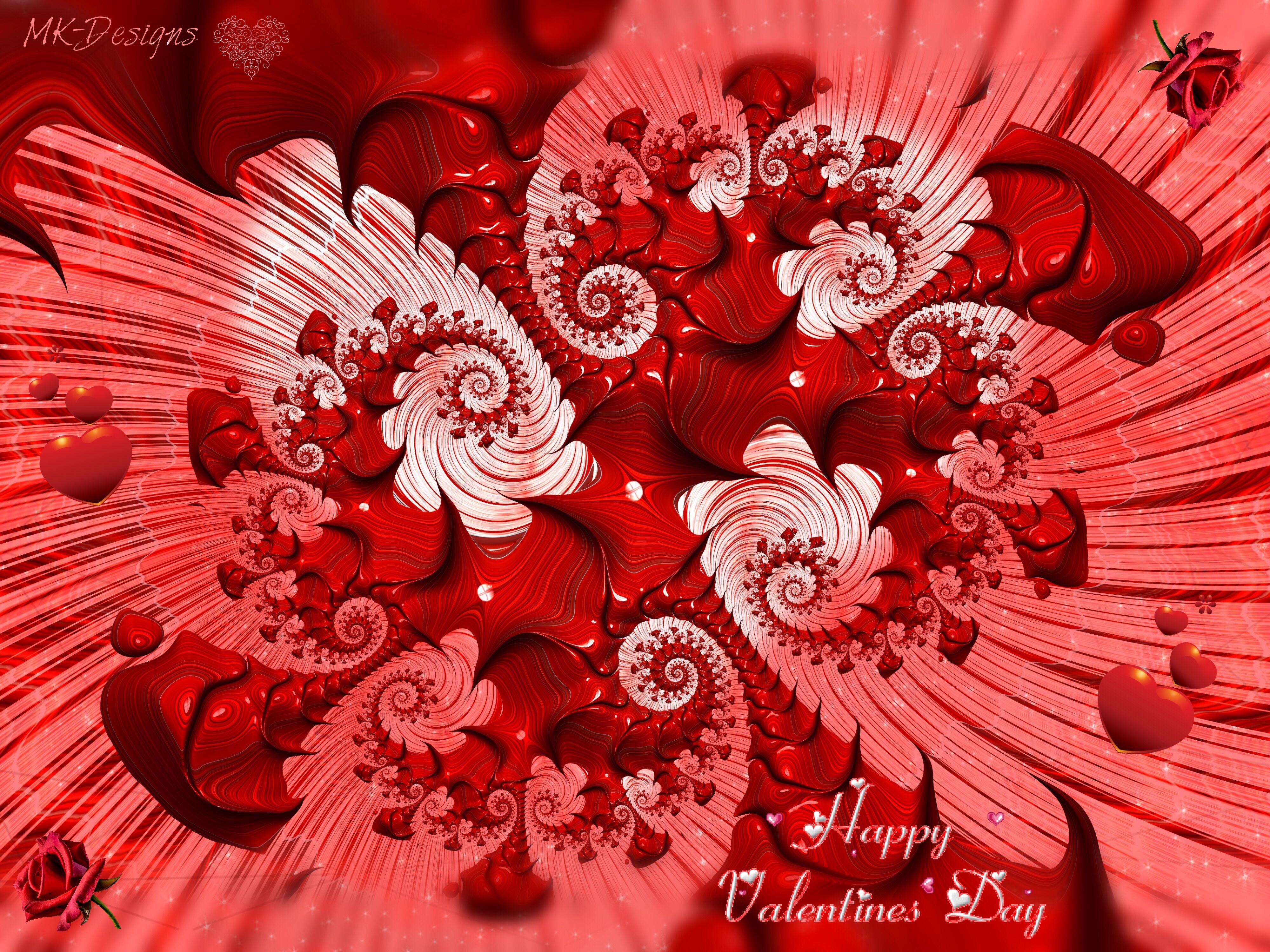 Valentine by poca2hontas
