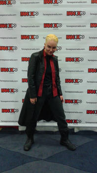 Spike at the Expo