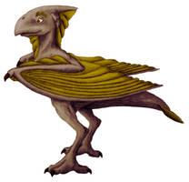 Gallus Draconis by weathereddragon