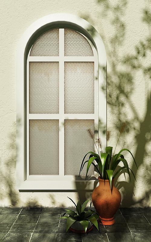 picture window - Ventanal