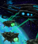 Space Conflict