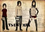 Naruto OC Tsuki Mia