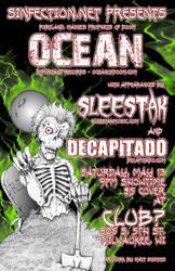 Ocean Sleestak poster 2006
