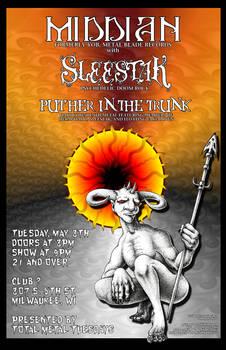 Middian Sleestak poster 2007