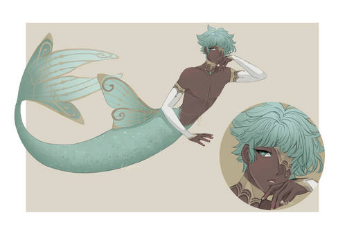 (AUCTION) Mermay 2021 Adopt 10 (CLOSED)