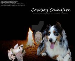 cowboy campfire