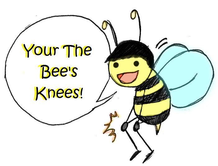 Bee's Knees by Hi3ei on deviantART