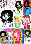 Oodles Of Doodles 13 by Hi3ei