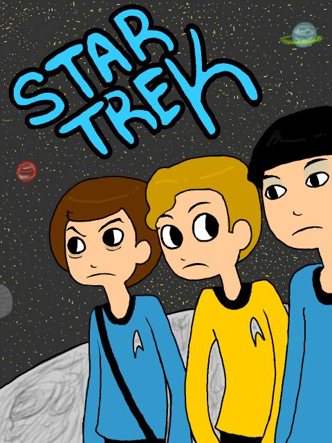 Star trekk'n by Hi3ei