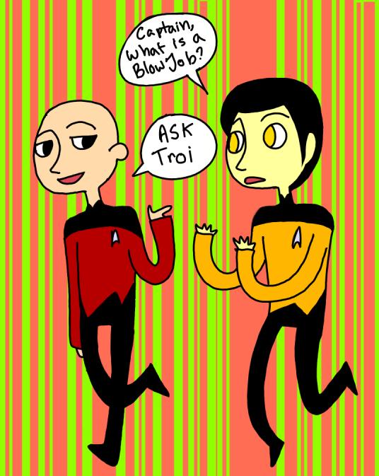 What is a Deanna Troi? by Hi3ei