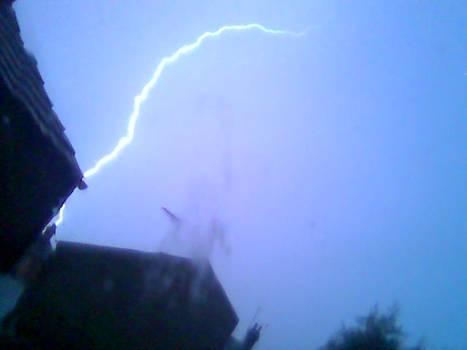 Lightning on a Nokia