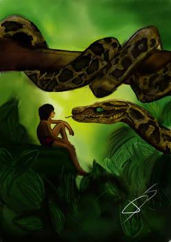 The Jungle Book : Kaa