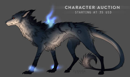 Character auction [closed]