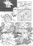 Sonic the Hedgehog page 14
