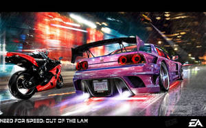 Need for Speed: Out of the Law by Sparta9ue