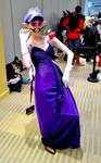Waluigi (in a dress)