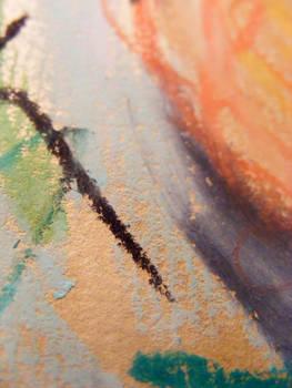 Oil Pastel Texture 1