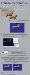 Image Enhancement Tutorial by The-strawberry-tree