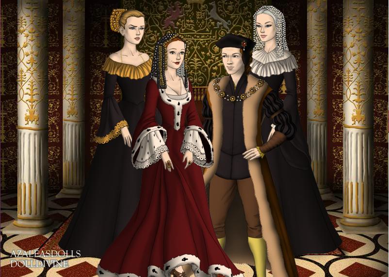 The Tudors, 1 - A royal wedding by IGS1993
