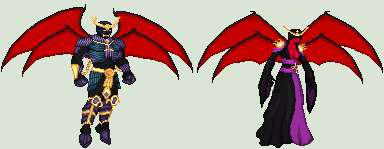 Apocalypse Twins by maxmax007