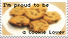 Cookie Lover Stamp