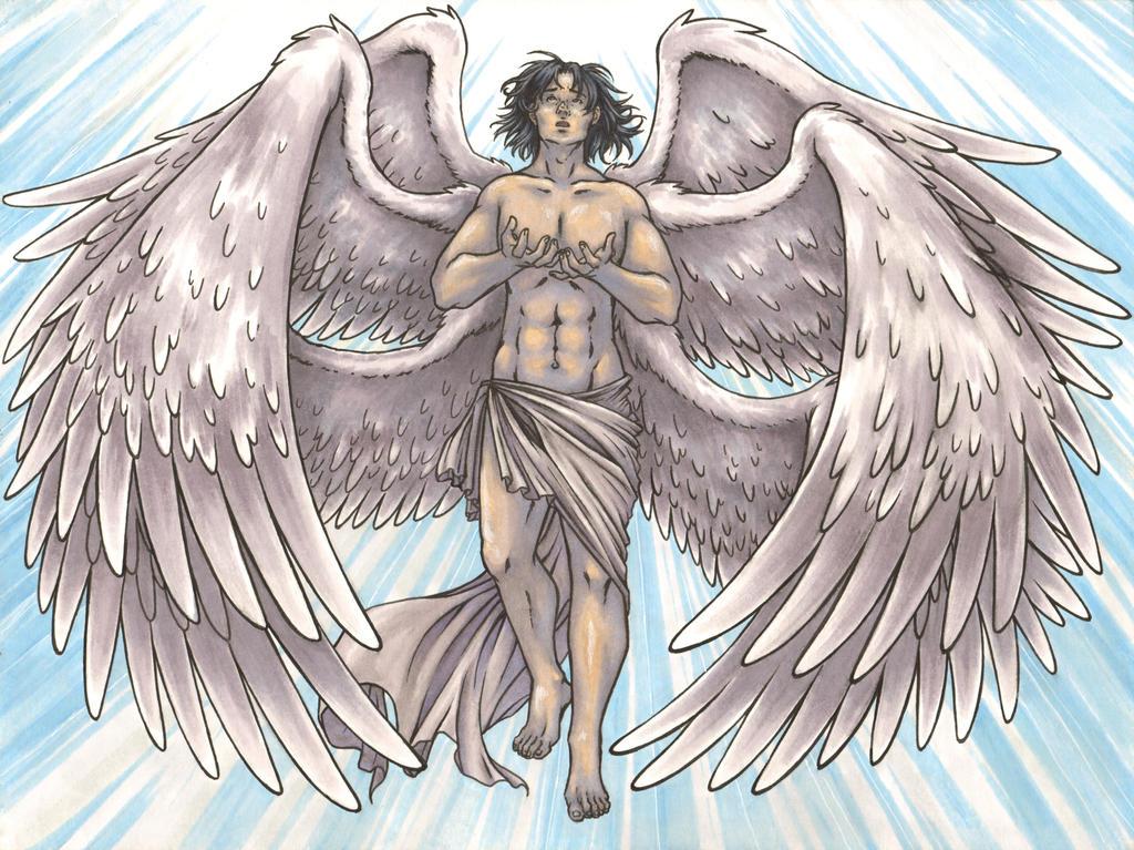 Seraphim Sebastian by HLMartin