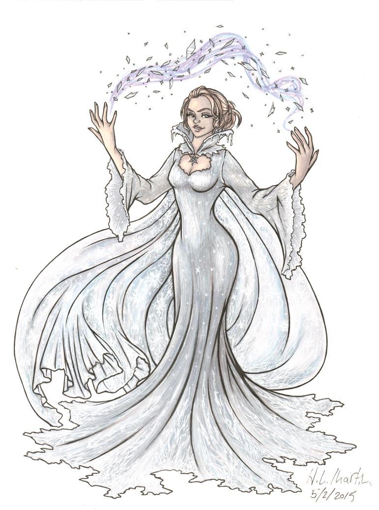 снежная королева картинки из сказки в полный рост рисунок множество вопросов