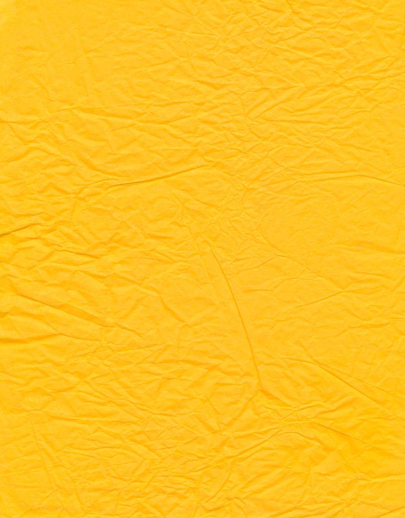 Orange Tissue Paper 1 by SteveR55