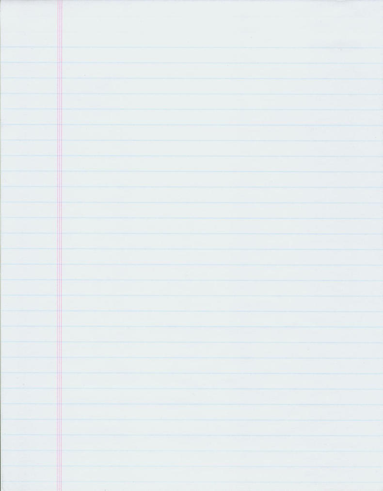 Ruled Paper 1 by SteveR55
