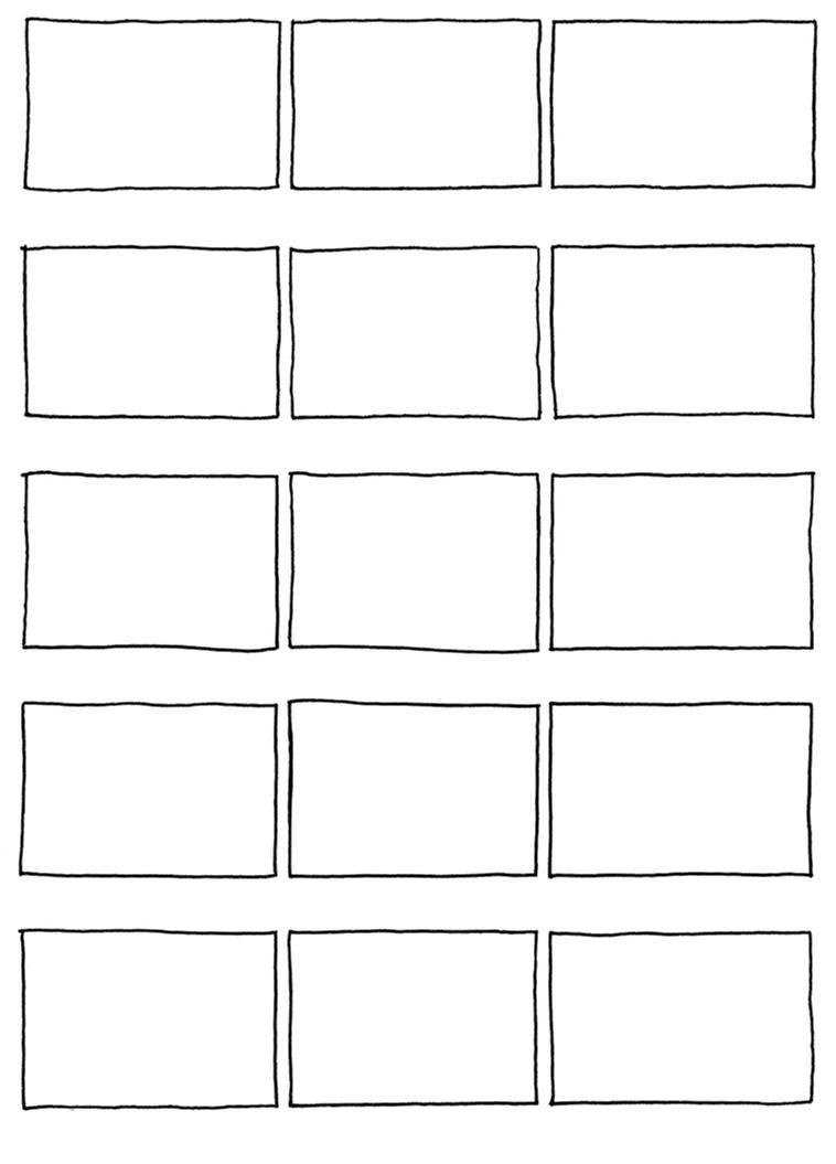 shop drawing log template - thumbnail sketching template by lemonoid on deviantart