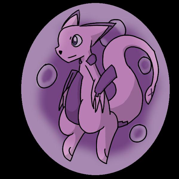 Pok0e9mon arcues 132 132 - burst - my pokemon card