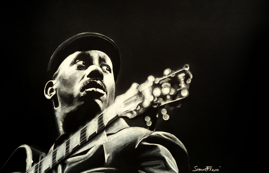 The Incredible Jazz Guitar - Wes Montgomery by SimoneFiani