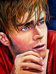 Damon Albarn by SoulShapedFace