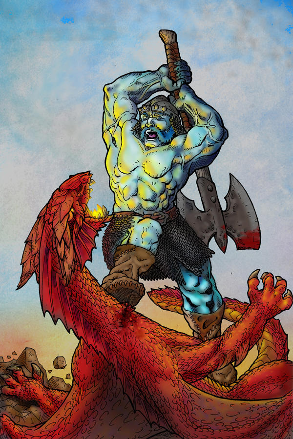 Frost Giant Dragonslayer