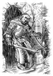 Mighty Blade - Vampire