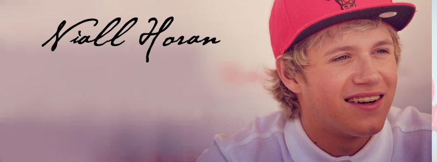 Niall Horan Portada para el Facebook