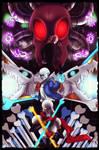 Battle of skeletons