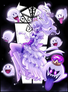 Redraw Boosette Ghost Girl