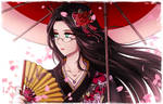 Yuki the ex geisha